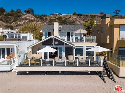 22048 PACIFIC COAST Highway Malibu, CA MLS# 18321640