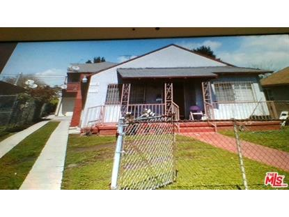 1111 W 103RD Street Los Angeles, CA MLS# 18323788