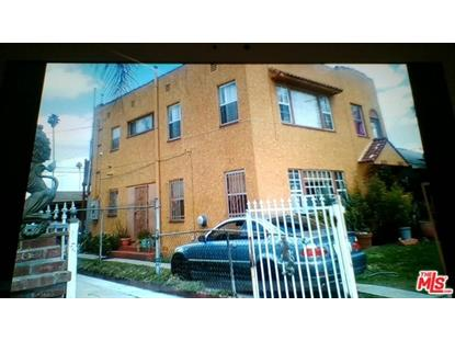 627 W GAGE Avenue Los Angeles, CA MLS# 18323798