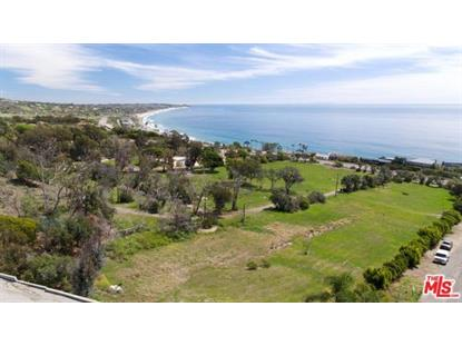 31527 PACIFIC COAST Highway Malibu, CA MLS# 18325414