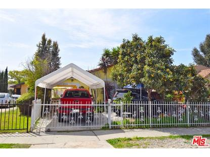 1744 W 37TH Place Los Angeles, CA MLS# 18330236
