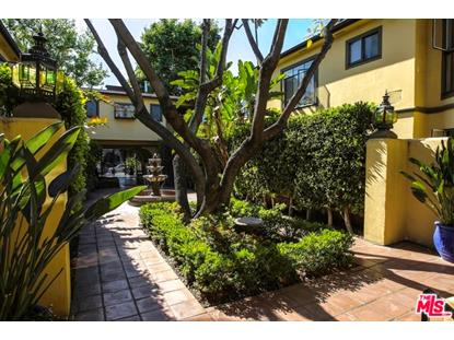 1318 N CRESCENT HEIGHTS  West Hollywood, CA MLS# 18342750