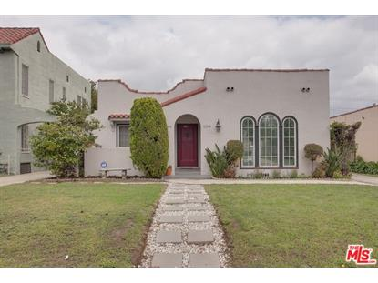 1158 S HUDSON Avenue, Los Angeles, CA
