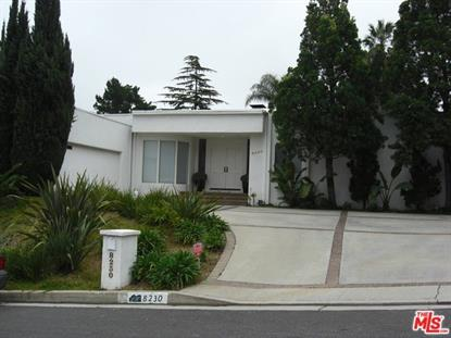 8230 Skyline Drive  Los Angeles, CA MLS# 18345492