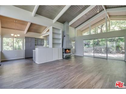 3651 MANDEVILLE CANYON Road Los Angeles, CA MLS# 18347562