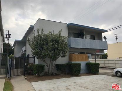 3766 S CANFIELD Avenue Los Angeles, CA MLS# 18348928