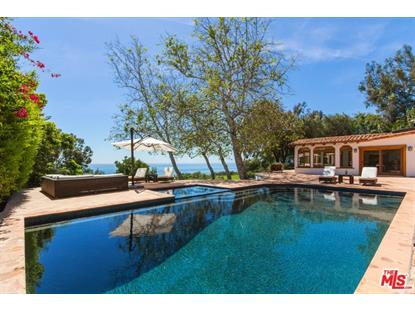 32752 PACIFIC COAST Highway Malibu, CA MLS# 18351140