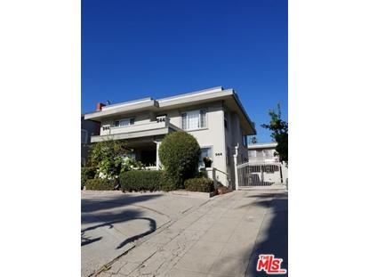 544 S WILTON Place Los Angeles, CA MLS# 18357502