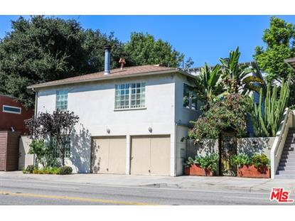 1419 CLOVERFIELD  Santa Monica, CA MLS# 18359000