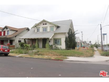 342 W 52ND Street Los Angeles, CA MLS# 18373082