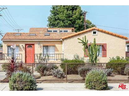 3789 ROSEWOOD Avenue Los Angeles, CA MLS# 18373096