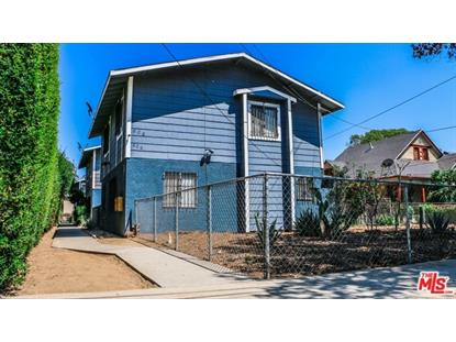 608 N SUMMIT Avenue Pasadena, CA MLS# 18385220