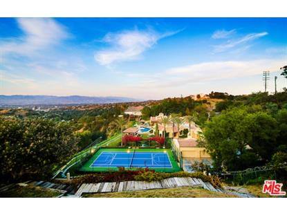 16405 MULHOLLAND Drive Los Angeles, CA MLS# 18388570