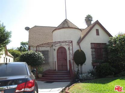 528 W 112TH Street Los Angeles, CA MLS# 18389210