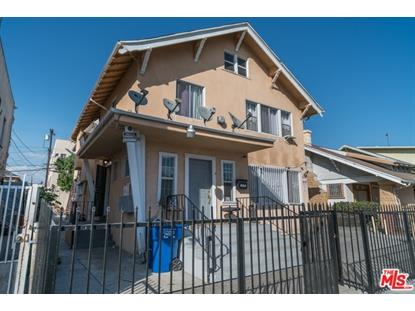205 W VERNON Avenue Los Angeles, CA MLS# 18398732