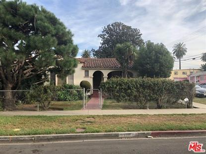 2760 S HARCOURT Avenue, Los Angeles, CA