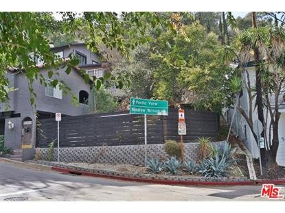 6803 PACIFIC VIEW Drive Los Angeles, CA MLS# 18405686