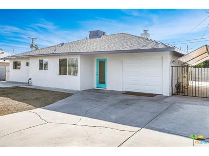 4187 E SUNNY DUNES Road Palm Springs, CA MLS# 18406098PS