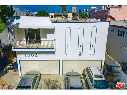 1562 BARRY Avenue Los Angeles, CA MLS# 18412758