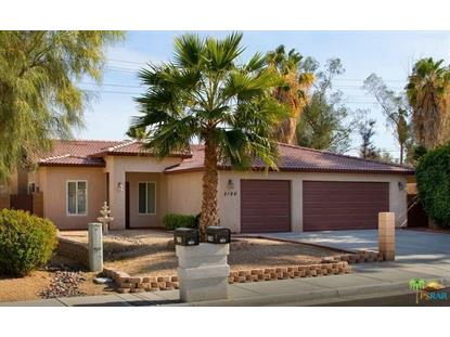 2196 MARGUERITE Street Palm Springs, CA MLS# 18412994PS
