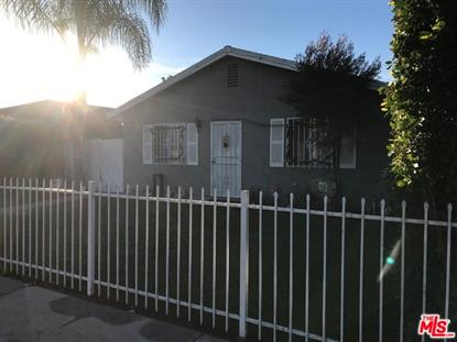 624 E 88TH Place Los Angeles, CA MLS# 18413992