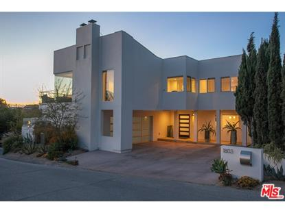 1803 BLUE HEIGHTS Drive Los Angeles, CA MLS# 18414090