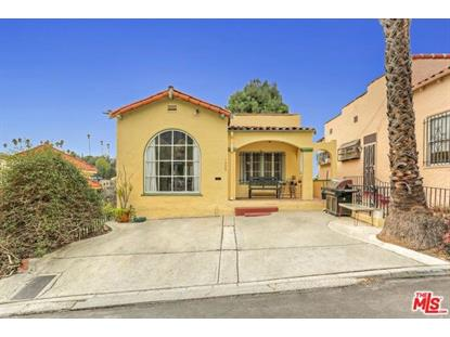3309 HAMILTON Way Los Angeles, CA MLS# 18414130