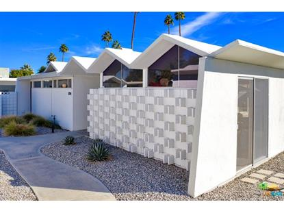 1784 S ARABY Drive Palm Springs, CA MLS# 18414736PS