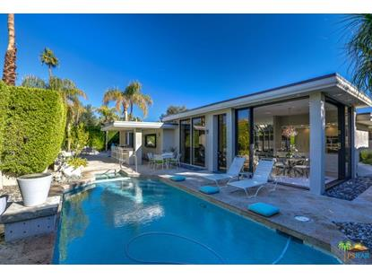 130 W Racquet Club Road Road Palm Springs, CA MLS# 18415232PS