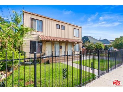 217 E 28TH Street Los Angeles, CA MLS# 18415236
