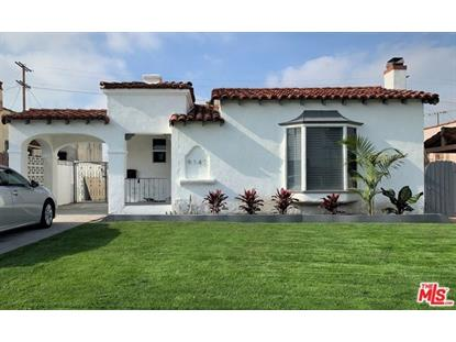 9147 S HARVARD Boulevard Los Angeles, CA MLS# 18415466