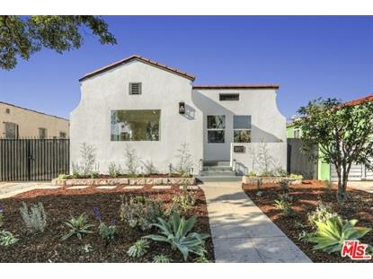 3617 CIMARRON Street Los Angeles, CA MLS# 18415512