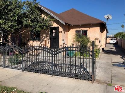 201 W 60TH Street Los Angeles, CA MLS# 18415758