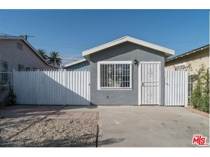 1045 W 65TH Place Los Angeles, CA MLS# 18415964