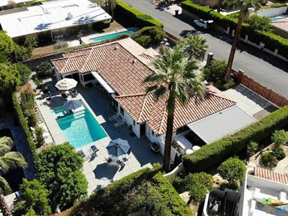 340 W PABLO Drive Palm Springs, CA MLS# 19420020PS