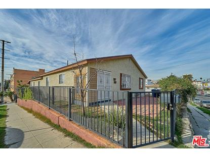 1057 S MARIPOSA Avenue Los Angeles, CA MLS# 19420840