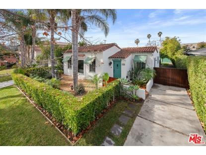 129 N LA JOLLA Avenue Los Angeles, CA MLS# 19422666