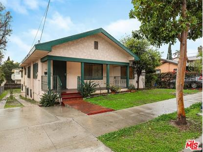 4132 CLAYTON Avenue Los Angeles, CA MLS# 19423446