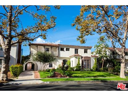 215 S BEDFORD Drive Beverly Hills, CA MLS# 19424510