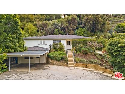 1578 BENEDICT CANYON Drive Beverly Hills, CA MLS# 19424992