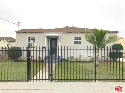 1278 E 107TH Street Los Angeles, CA MLS# 19425444