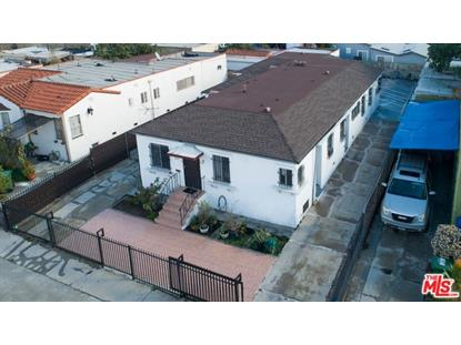 1278 S MUIRFIELD Road Los Angeles, CA MLS# 19427618