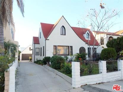 1023 S MANSFIELD Avenue Los Angeles, CA MLS# 19428888