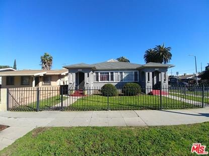 5722 DENKER Avenue Los Angeles, CA MLS# 19431786