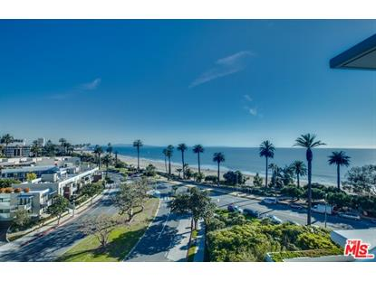 201 OCEAN Avenue Santa Monica, CA MLS# 19432702