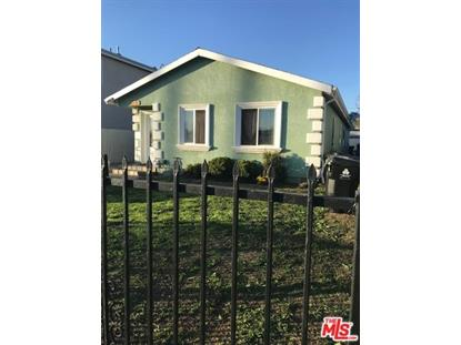 419 E 106TH Street Los Angeles, CA MLS# 19433322