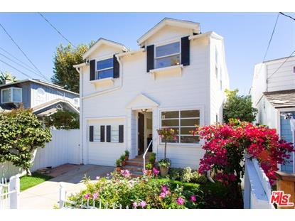214 W CHANNEL Road Santa Monica, CA MLS# 19433602