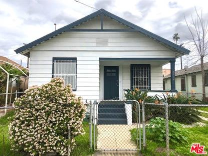 3818 CRAWFORD Street Los Angeles, CA MLS# 19434938