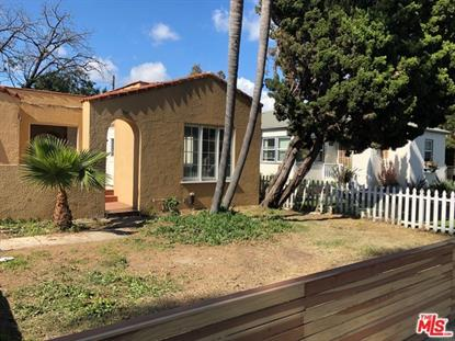 11285 SARDIS Avenue Los Angeles, CA MLS# 19447010