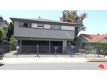 6612 W DE LONGPRE Avenue Los Angeles, CA MLS# 19469580